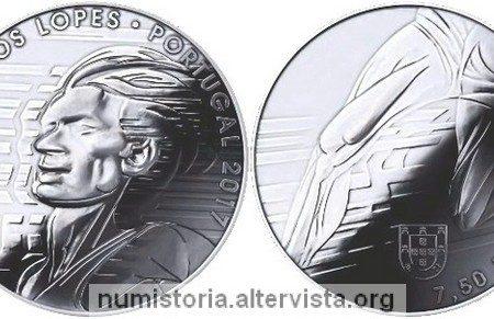 Portogallo, 7.50 euro 2017 per il maratoneta Lopes