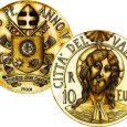 Nel 2017 il Vaticano dedicherà una moneta da 10 euro al sacramento del Battesimo. La moneta è in oro 917, pesa 3 grammi ed ha un diametro di 13,85 millimetri; […]