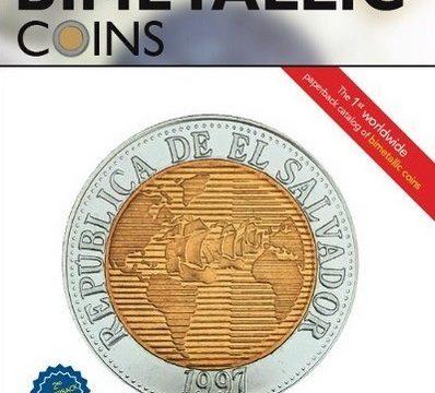 Arriva il primo catalogo delle monete bimetalliche