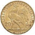 La pièce d'or française la plus célèbre est, très probablement, le Coq. Ce sont des pièces de 20 et 10 francs, dont la production a commencé en 1899 et est […]