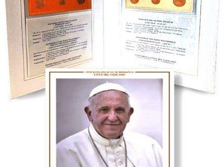Vaticano, volume numismatico 2017