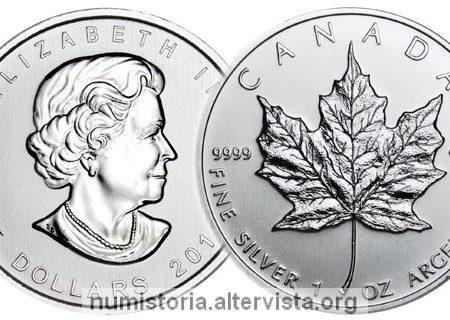 Come riconoscere le false once d'argento canadesi