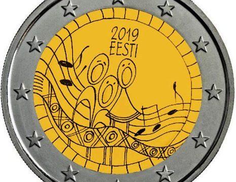 Estonia, ecco i due 2 euro commemorativi 2019
