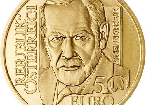 Austria, 50 euro 2017 per Sigmund Freud