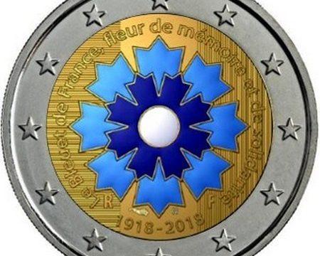 Francia, ecco i due 2 euro commemorativi 2018