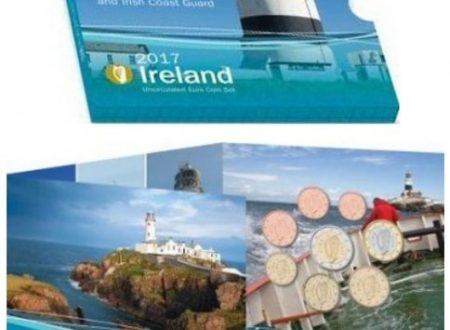 Irlanda, serie divisionale FDC 2017