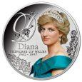 In occasione del 20° anniversario della morte della principessa Diana, avvenuta il 31 agosto 1997, l'arcipelago di Tokelau ha emesso una moneta da 1 dollaro in argento 917. La moneta […]