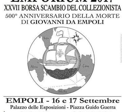 Convegno a Empoli il 16 e 17 settembre 2017