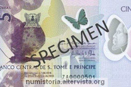 Riforma monetaria a São Tomé e Príncipe nel 2018