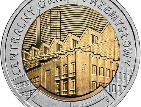 Polonia, una moneta per il distretto industriale centrale