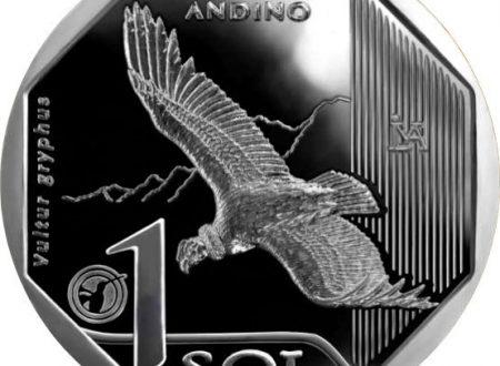 Perù, una moneta per il condor delle Ande
