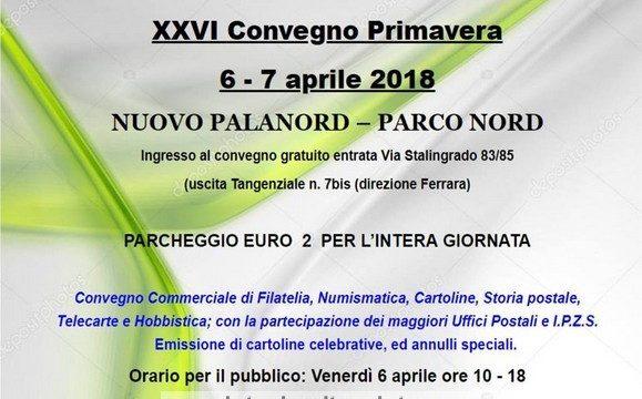 Bologna, convegno il 6 e 7 aprile 2018