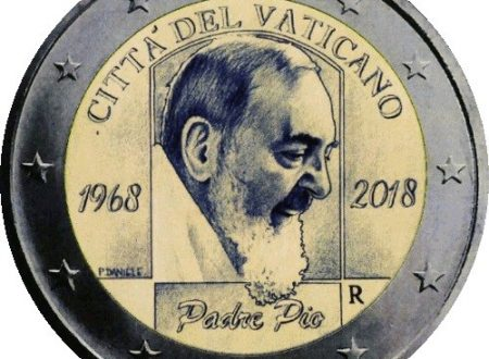 Vaticano, ecco i due 2 euro commemorativi 2018