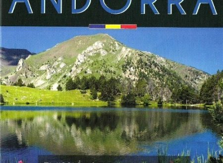 Andorra, serie divisionale FDC 2017