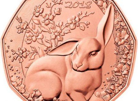 Austria, una moneta per la Pasqua 2018