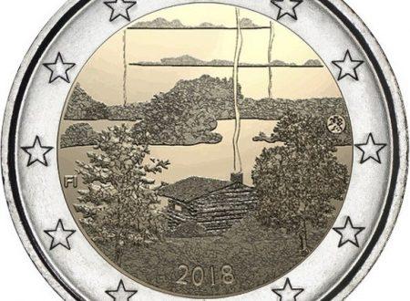 Finlandia, ecco i due 2 euro commemorativi 2018