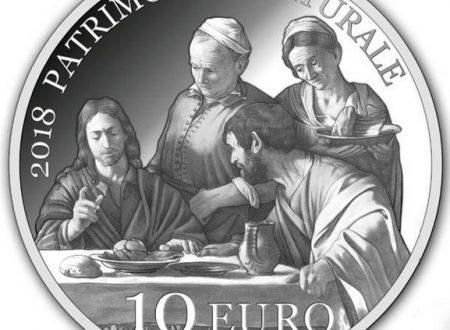 San Marino, 10 euro 2018 per il patrimonio culturale