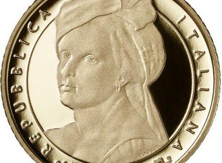 Italia, 20 euro 2018 per Artemisia Gentileschi