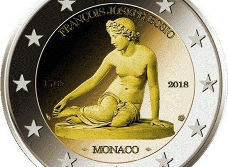 Monaco, 2 euro commemorativo 2018