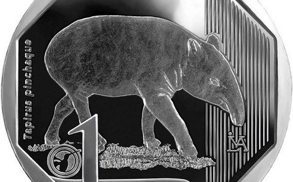 Perù, moneta per il tapiro andino