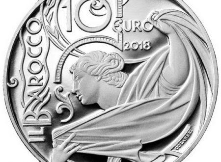 Italia, 10 euro 2018 per il Barocco