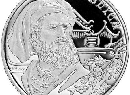 Italia, 10 euro 2018 per Marco Polo