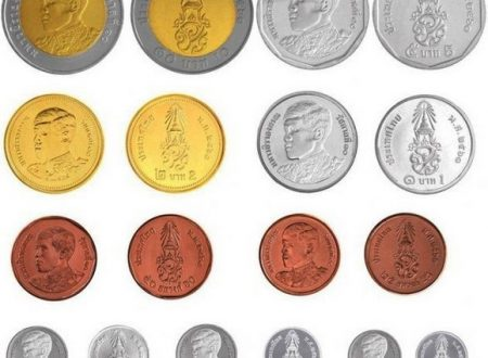 Thailandia, ecco monete e banconote del nuovo re