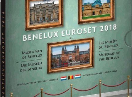 Serie divisionale Benelux 2018