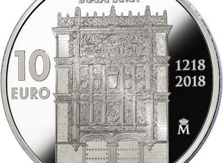 Spagna, 10 euro 2018 per l'università di Salamanca