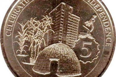 Swaziland, moneta per i 50 anni di indipendenza