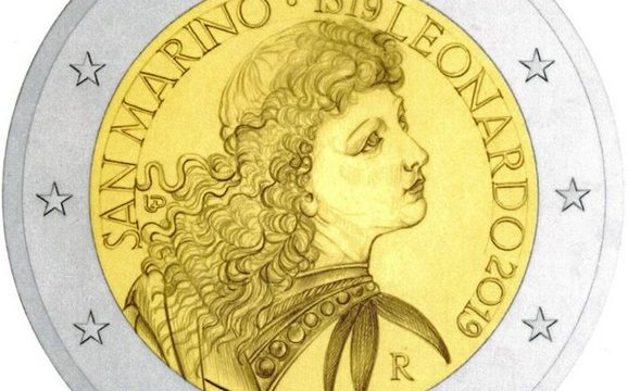 San Marino, i due 2 euro commemorativi 2019