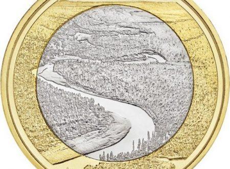 Finlandia, 5 euro 2018 per Oulanka