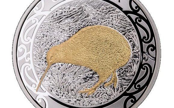 Nuova Zelanda, tre monete per il kiwi
