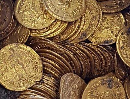 Como, scoperto tesoro di 300 monete d'oro