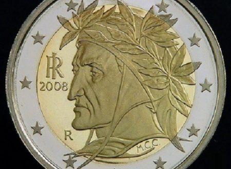 La moneta italiana da 2 euro