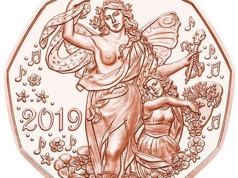 Austria, 5 euro per il Capodanno 2019