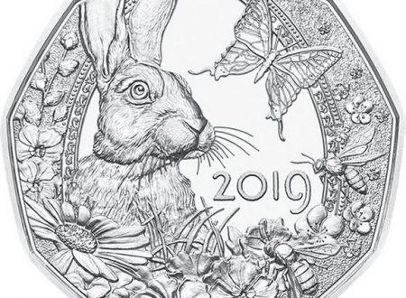 Austria, una moneta per la Pasqua 2019