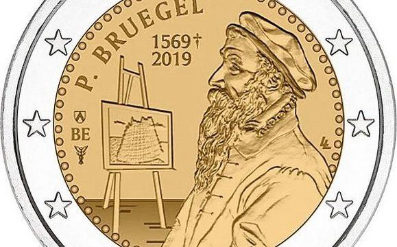 Belgio, ecco i due 2 euro commemorativi 2019