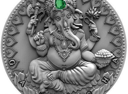 Camerun, 2000 franchi 2019 per il dio Ganesha