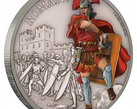 Lo stipendio dei legionari romani