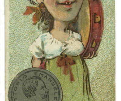 Monete, sigarette e stereotipi a fine Ottocento