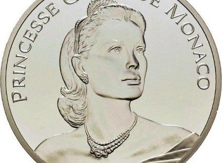 Monaco, 10 euro 2019 per Grace Kelly