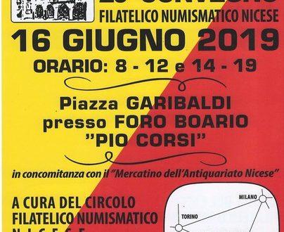 Convegno a Nizza Monferrato il 16 giugno 2019