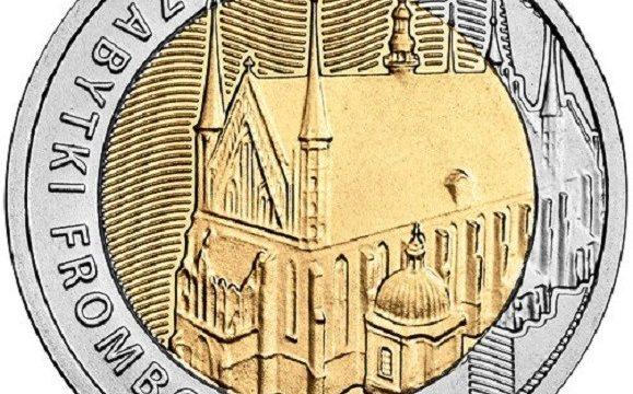 Polonia, 5 zloty 2019 per Frombork