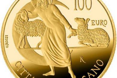 Vaticano, 100 euro 2019 per la Lumen Gentium