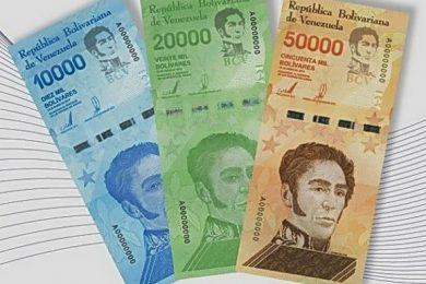 Venezuela, tre nuove banconote a causa dell'iperinflazione