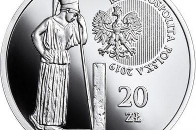 Una moneta per le Termopili polacche