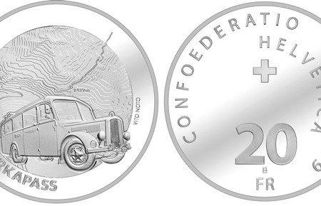 Svizzera, 20 franchi 2019 per il passo della Furka