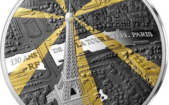 La torre Eiffel compie 130 anni