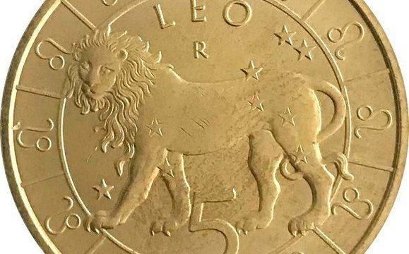 San Marino, monete per quattro segni zodiacali
